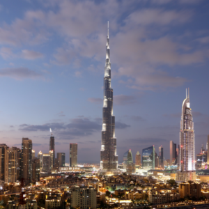 tall building in the United Arab Emirates