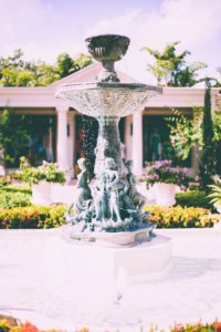 fountain in Jamaica