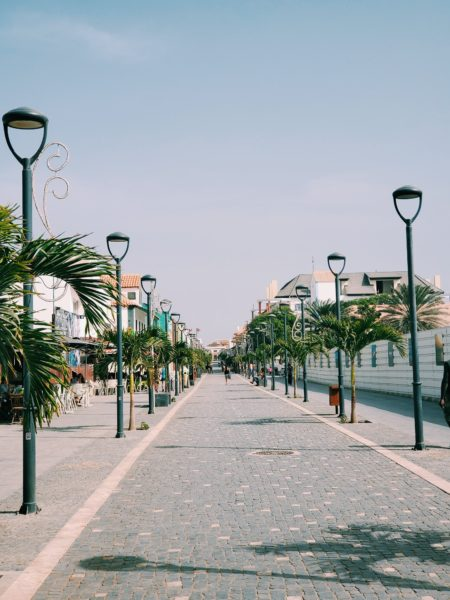 Cape Verde in the Bahamas